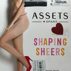 "Spanx ""ASSETS"" Shaping. Pantyhose XL"